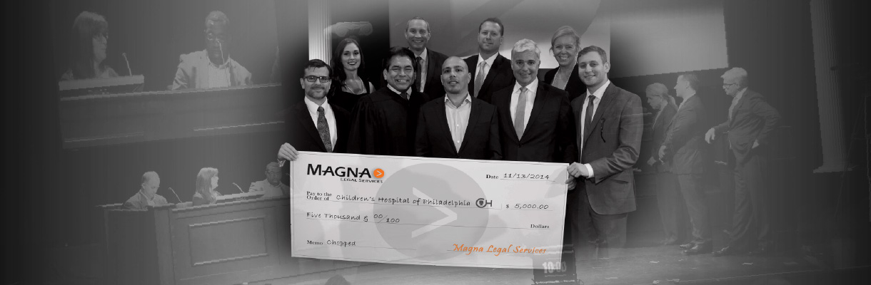 Magna Legal Conference Awards